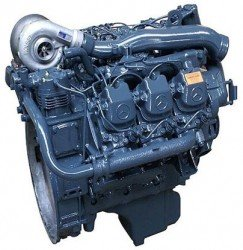 Diesel Engine Mercedes OM441A